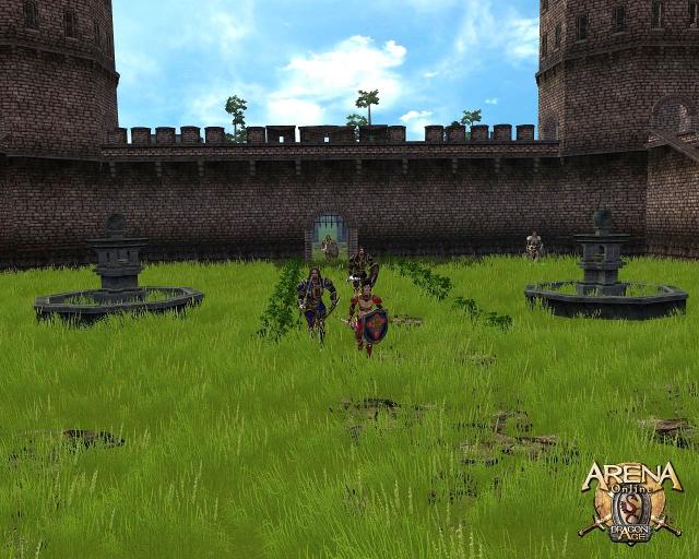 Перейти к скриншоту из игры strong em ARENA Online/em/strong под номером st